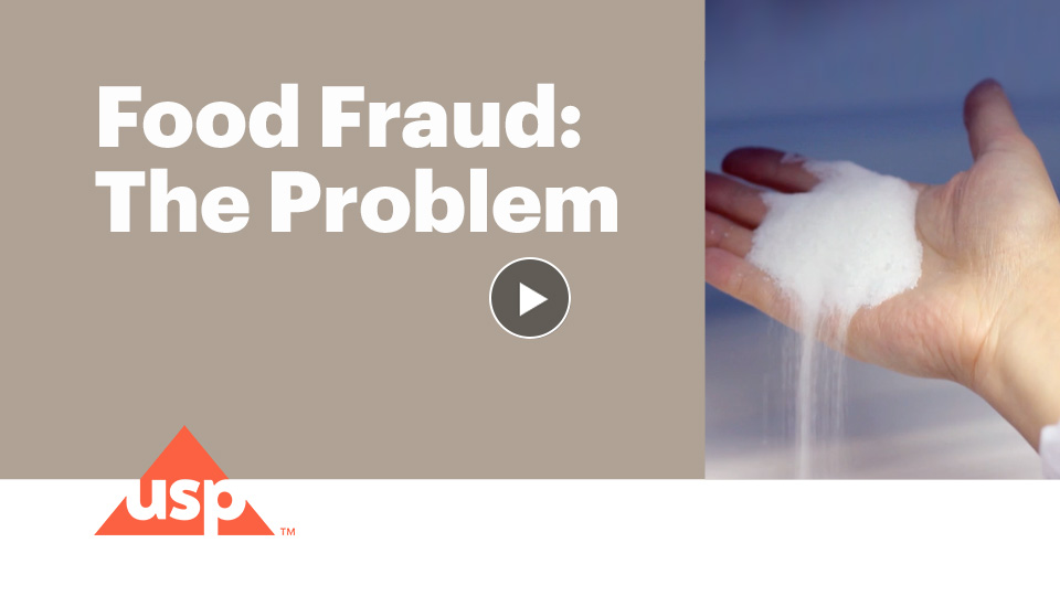 The concept of food fraud seems new, but it has been going on for a long time