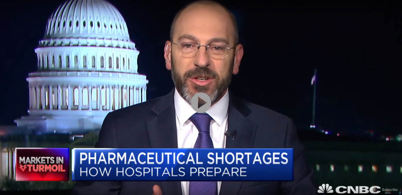 Ron Piervincenzi  on CNBC