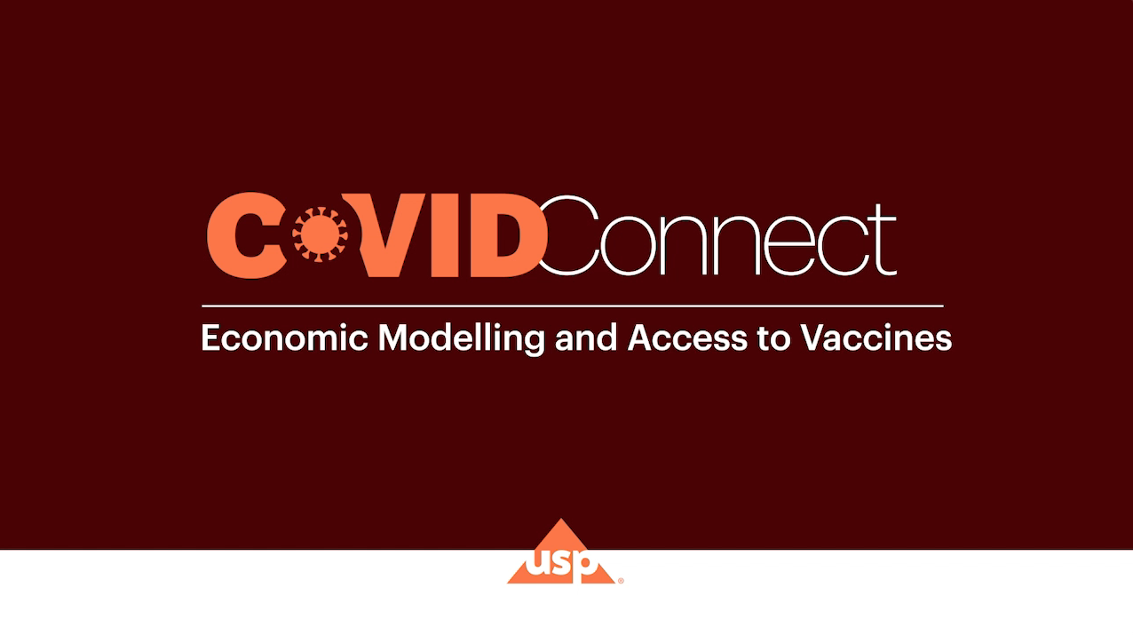 USP COVID-Connect | Economic Modelling and Access to Vaccines