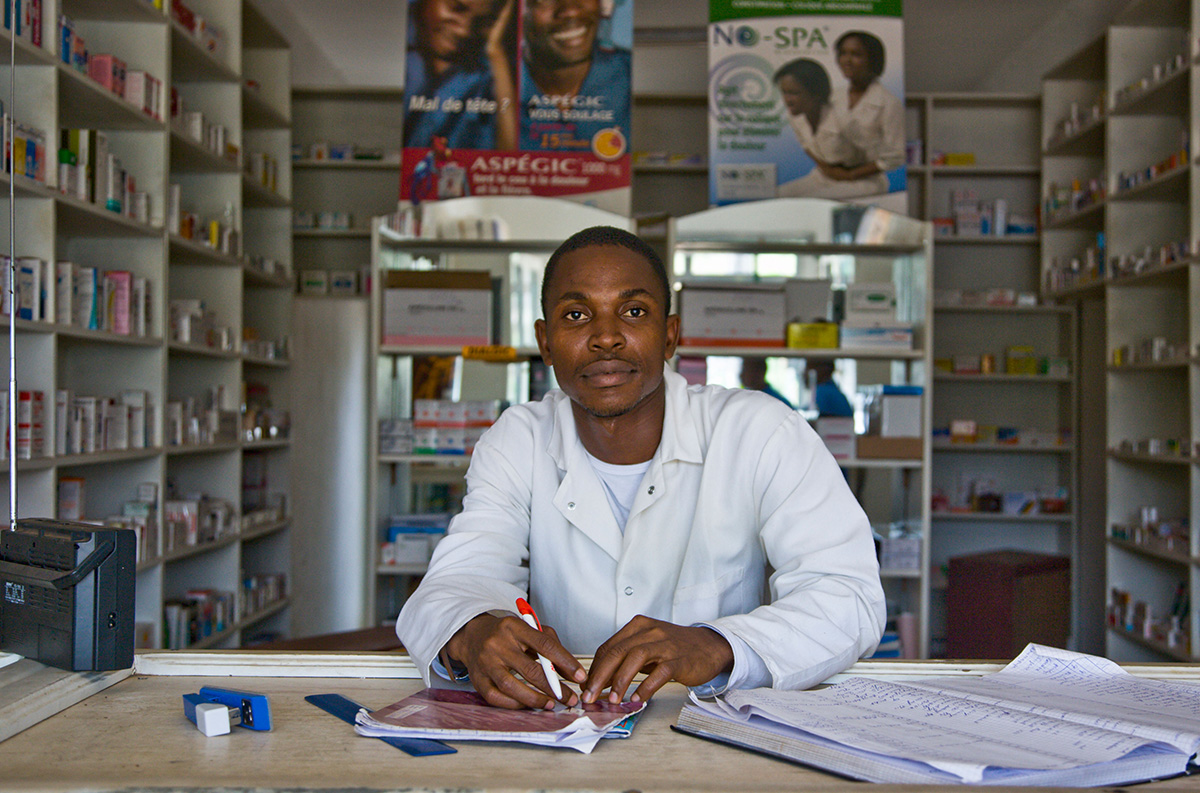 pharmacy in guinea