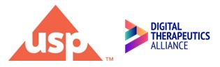 Digital Therapeutics Alliance and USP Announce Collaboration