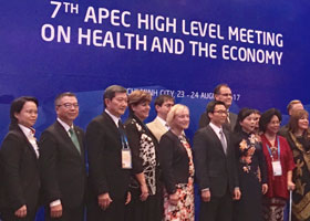 APEC officials meeting