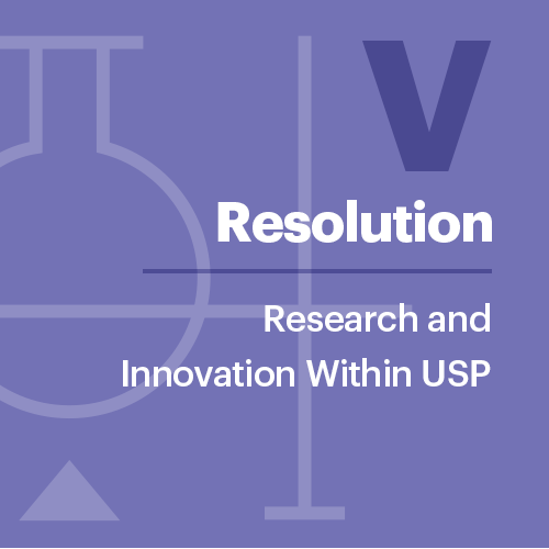 Resolution V: Research and Innovation Within USP