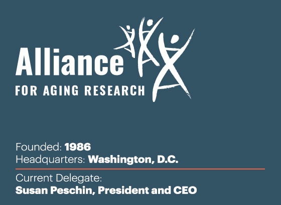 Alliance for Aging Research