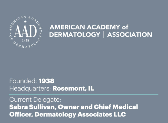 American Academy of Dermatology Association