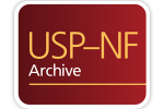 USP-NF Archive